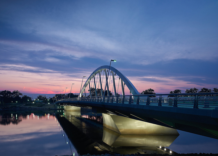 Main St. Bridge | Architect: HNTB