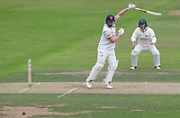 Matt Coles of Essex in batting action during Nottinghamshire CCC vs Essex CCC, Specsavers County Championship Division 1 Cricket at Trent Bridge on 11th September 2018