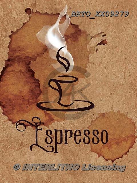 Alfredo, STILL LIFE STILLLEBEN, NATURALEZA MORTA, paintings+++++,BRTOXX09279,#i# ,coffee