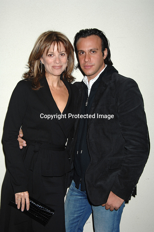 Nancy Lee Grahn and Steven Dann..at ABC Casino Night at Pier Sixty on October 26, 2006. ..Robin Platzer, Twin Images