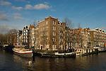 Canal Corner, Amsterdam