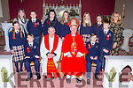 The Children from Knocknagoshel NS at their confirmation on Tuesday