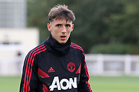 Callum Whelan of Manchester United U23's during Fulham Under-23 vs Manchester United Under-23, Premier League 2 Football at Motspur Park on 10th August 2018