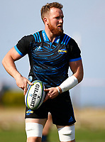 Gareth Evans during the Hurricanes training session at  Northwood High School Durban North in Durban, South Africa on Tuesday, 28 May 2019. Photo: Steve Haag / stevehaagsports.com
