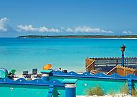 EC- Half Moon Cay Beach Visit aboard HAL Konsingdam S. Caribbean Cruise, Half Moon Cay Bahamas 3 19