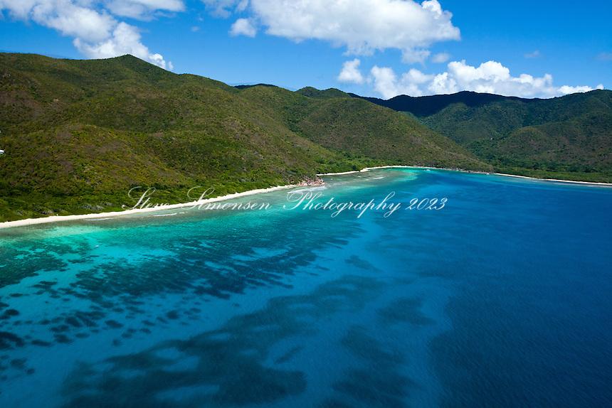 Reef Bay, Virgin Islands National Park.St. John.U.S. Virgin Islands