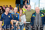 Johnny Callaghan, Melissa Callaghan, Ann and John Brosnan and Darby Mahony at the opening of the Cordal GAA pitch on Sunday