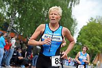 20180501 - DOORNIK , BELGIUM : Triathlete No Limit Team pictured during The Belgian Championship Team Triathlon Man and Women , a Team Triathlon in Doornik , Tuesday 1 st May 2018 , PHOTO SPORTPIX.BE | STIJN AUDOOREN