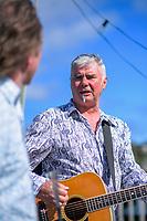 Rob Koass photoshoot in Titahi Bay, Wellington, New Zealand on Monday, 8 October 2018. Photo: Dave Lintott / lintottphoto.co.nz