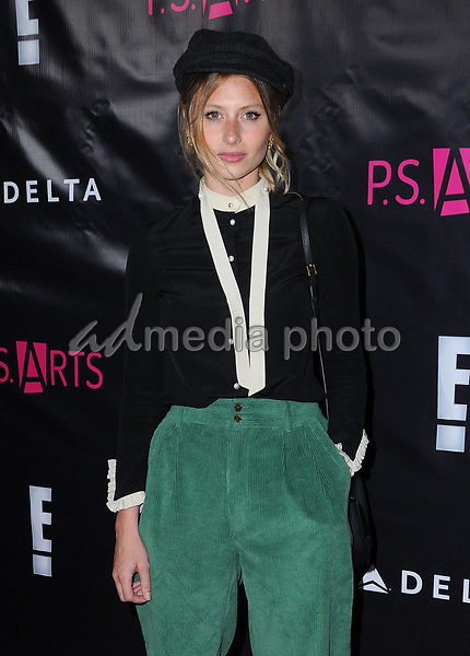 04 May 2017 - Hollywood, California - Aly Michalka. 2017 P.S. Arts' The Party held at Neuehouse in Hollywood. Photo Credit: Birdie Thompson/AdMedia