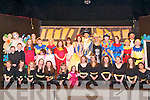 "Listowel Panto : The cast of ""Snow White & the Seven Dwarfs"" which was staged last week at Scoil Raekta na Maidna, Listowel."