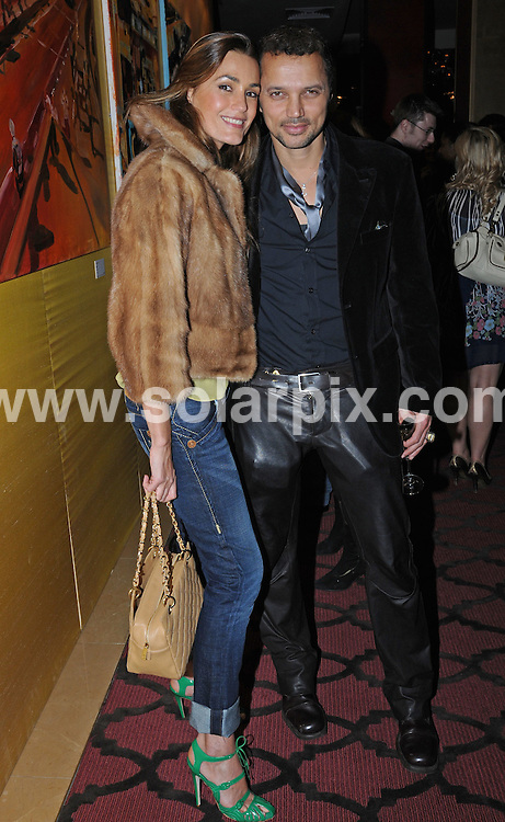 **ALL ROUND PICTURES FROM SOLARPIX.COM**.**WORLDWIDE SYNDICATION RIGHTS**.Guests attend the 'ING End of F1 Season party', at the Mayfair Hotel, Berkeley Street, London. 28th November 2007..This pic: Yasmin Le Bon..JOB REF: 5416 SSD-ATM     DATE: 28_11_2007.**MUST CREDIT SOLARPIX.COM OR DOUBLE FEE WILL BE CHARGED* *UNDER NO CIRCUMSTANCES IS THIS IMAGE TO BE REPRODUCED FOR ANY ONLINE EDITION WITHOUT PRIOR PERMISSION*