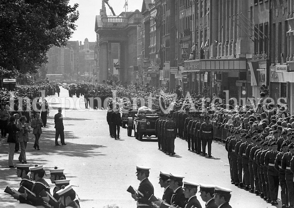 Funeral Of Eamon De Valera   Irish Independent Archives