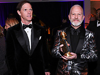 BEVERLY HILLS - JANUARY 6: David Miller and Ryan Murphy (Producer / Director) attend the 2019 Fox Nominee Party for the 76th Annual Golden Globe Awards at the Fox Terrace on the Roof Deck of the Beverly Hilton on January 6, 2019, in Beverly Hills, California. (Photo by Vince Bucci/Fox/PictureGroup)