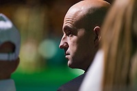 Rotterdam, The Netherlands, 18 Februari, 2018, ABNAMRO World Tennis Tournament, Ahoy, Singles final, Coach of Roger Federer,  Ljubicic<br />