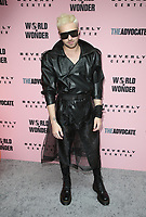 LOS ANGELES, CA - JUNE 22: Rilan, at Beverly Center x The Advocate x World of Wonder Pride Event at The Beverly Center in Los Angeles, California on June 22, 2019. Credit: Faye Sadou/MediaPunch