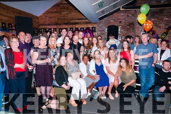 30th birthday : Fiona Mulvihill, Ballybunion celebrating her 30th birthday with family & friend at the Irish American Bar, Ballybunion on Saturday night last.