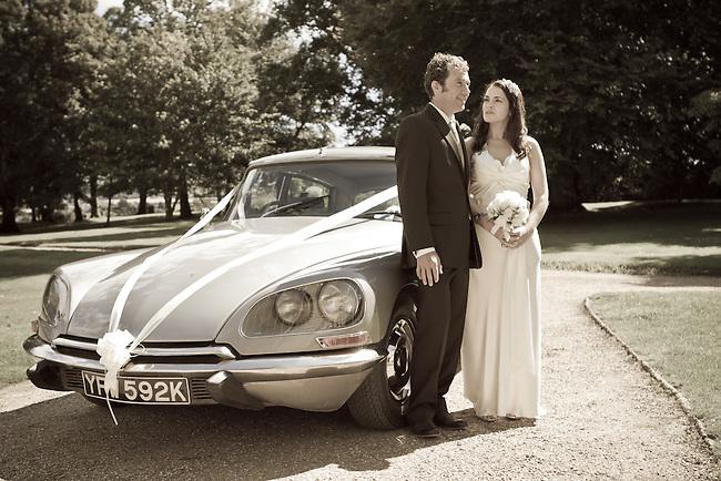 The Wedding of Graham & Loretta Gosden  at Appledurcombe House, Isle of Wight, 20th August 2011