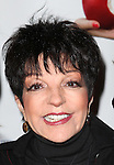 Liza Minnelli attending the Broadway Opening Night Performance After Party for 'Scandalous The Musical' at the Neil Simon Theatre in New York City on 11/15/2012