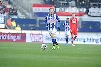 VOETBAL: HEERENVEEN: Abe Lenstra Stadion, 12-02-2017, SC Heerenveen - AZ, uitslag 1-2, ©foto Martin de Jong