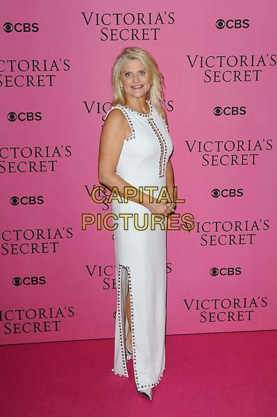 LONDON, ENGLAND - DECEMBER 2:  Sharen Jester Turney attends the pink carpet for Victoria's Secret Fashion Show 2014, Earls Court on December 2, 2014 in London, England.<br /> CAP/MAR<br /> &copy; Martin Harris/Capital Pictures
