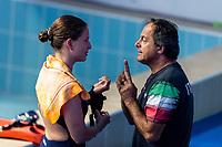 BATKI Noemi ITA ITALY<br /> Gwangju South Korea 17/07/2019<br /> Diving 10m Platform Final<br /> 18th FINA World Aquatics Championships<br /> Nambu University Aquatics Center <br /> Photo © Andrea Staccioli / Deepbluemedia / Insidefoto