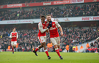 Arsenal v Burnley - 22.01.2017