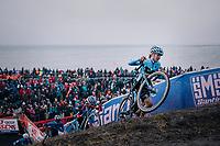 Laura Verdonschot (BEL/Marlux-Bingoal)<br /> <br /> Women&rsquo;s Elite race<br /> <br /> UCI 2019 Cyclocross World Championships<br /> Bogense / Denmark<br /> <br /> &copy;kramon