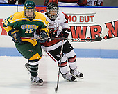 Juana Baribeau (Clarkson - 25), ? - The Northeastern University Huskies defeated the visiting Clarkson University Golden Knights 5-2 on Thursday, January 5, 2012, at Matthews Arena in Boston, Massachusetts.