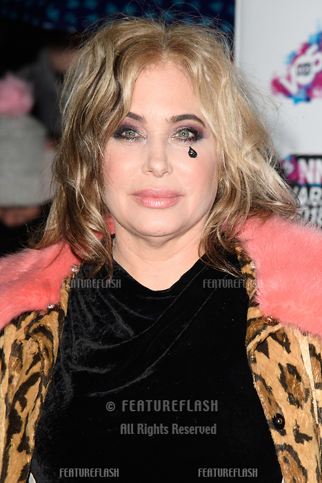 Brix Smith Start at the VO5 NME Awards 2018 at the Brixton Academy, London, UK. <br /> 14 February  2018<br /> Picture: Steve Vas/Featureflash/SilverHub 0208 004 5359 sales@silverhubmedia.com