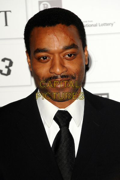 Chiwetel Ejiofor.The 14th Moet British Independent Film Awards 2011, Old Billingsgate, London, England..December 4th, 2011.headshot portrait white black moustache mustache facial hair facial hair .CAP/CJ.©Chris Joseph/Capital Pictures.