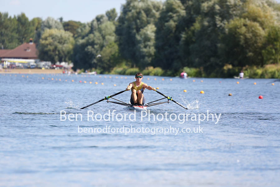 Race: 42  J18.1x  Heat 2<br /> <br /> Peterborough Summer Regatta 2018 - Saturday<br /> <br /> To purchase this photo, or to see pricing information for Prints and Downloads, click the blue 'Add to Cart' button at the top-right of the page.