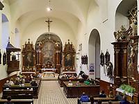 in der Kapuzinerkirche in Bratislava, Bratislavsky kraj, Slowakei, Europa<br /> Capuchin's church, Bratislava, Bratislavsky kraj, Slovakia, Europe