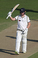 Yorkshire batsman Gary Ballance acknowledges the applause for his half century during Kent CCC vs Yorkshire CCC, Specsavers County Championship Division 1 Cricket at the St Lawrence Ground on 15th May 2019