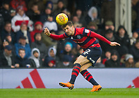 QPR Pawel Wszolek during the Sky Bet Championship match between Fulham and Queens Park Rangers at Craven Cottage, London, England on 17 March 2018. Photo by Andrew Aleksiejczuk / PRiME Media Images.