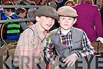 Joe O'connor & Garry Dillon from Dromclough NS who took part in the Listowel Parade.