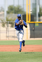 Juan Rivera / Kansas City Royals 2008 Instructional League..Photo by:  Bill Mitchell/Four Seam Images