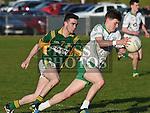 Duleek Bellewstown John McDonnell St Patrick's Donal Landy. Photo:Colin Bell/pressphotos.ie