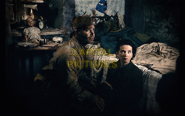 Philippe Reinhardt &amp; Mariya Smolnikova<br /> in Stalingrad (2013) <br /> *Filmstill - Editorial Use Only*<br /> CAP/FB<br /> Image supplied by Capital Pictures