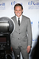 Billy Magnussen walks the red carpet for the 14th-Annual Monte Cristo Award dinner honoring Meryl Streep