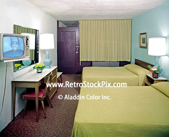 24th Street Motel in North Wildwood NJ Motel Room