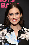 Allison Williams attends 'The Boys in the Band' 50th Anniversary Celebration at The Booth Theatre on May 30, 2018 in New York City.