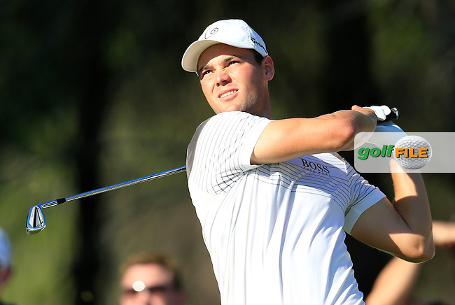 Martin Kaymer (GER) during round 2 of the Turkish Airlines Open presented by the Ministry of Tourism and Culture, hosted at the The Montgomerie Maxx Royal,Antalya,Turkey.<br /> Picture: Fran Caffrey www.golffile.ie