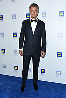 10 March 2018 - Los Angeles, California - Josh Duhamel. The Human Rights Campaign 2018 Los Angeles Dinner held at JW Marriott LA Live.  <br /> CAP/ADM/BT<br /> &copy;BT/ADM/Capital Pictures