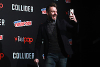 NEW YORK, NY - OCTOBER 7: Chris Hardwick at AMC's The Walking Dead panel at New York Comic Con on October 7, 2017 in New York City.    <br /> CAP/MPI/DC<br /> &copy;DC/MPI/Capital Pictures