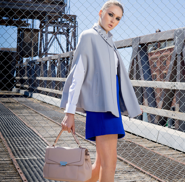 Fashion with Mirella, ASMF at Port Adelaide with Alex. Pic:Nick Clayton