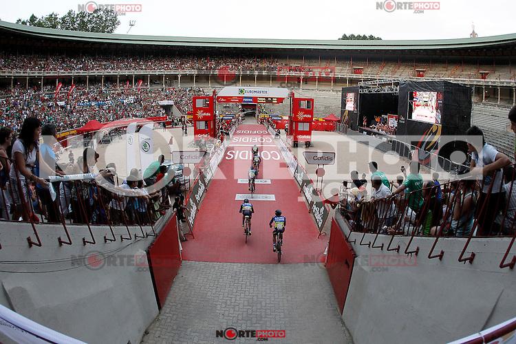 Team Saxo Bank-Tinkoff during Special Crono Stage.August 17,2012. (ALTERPHOTOS/Alfaqui/Acero) /NortePhoto.com<br /> <br /> **SOLO*VENTA*EN*MEXICO**<br /> **CREDITO*OBLIGATORIO** <br /> *No*Venta*A*Terceros*<br /> *No*Sale*So*third*<br /> *** No Se Permite Hacer Archivo**<br /> *No*Sale*So*third*