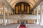 Pipe organ at the Harvard Memorial Church, Cambridge, MA, built by C.B. Fisk, Inc. of Gloucester, MA