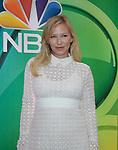 Kelli Giddish (AMC) - Law & Order SVU - NBC Upfront at Radio City, New York City, New York on May 11, 2015 (Photos by Sue Coflin/Max Photos)