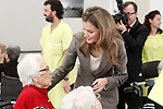 "Princess Letizia of Spain during the opening of the home for the elderly ""El Greco"".October 29,2013. (ALTERPHOTOS/Acero)"